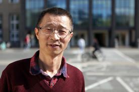 Jijie Chai, Professor für Strukturbiologie