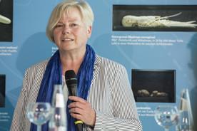"""Die Klimaerwärmung sei nicht zu leugnen, sagt die Bremer Ozeanologin Monika Rhein. """"Wenn wir wie bisher weitermachen, schwächt sich der Golfstrom ab und der Meeresspiegel steigt an."""""""