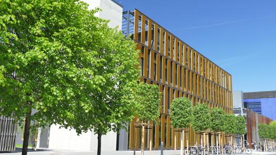 Zentrums für Systembiologie in Dresden
