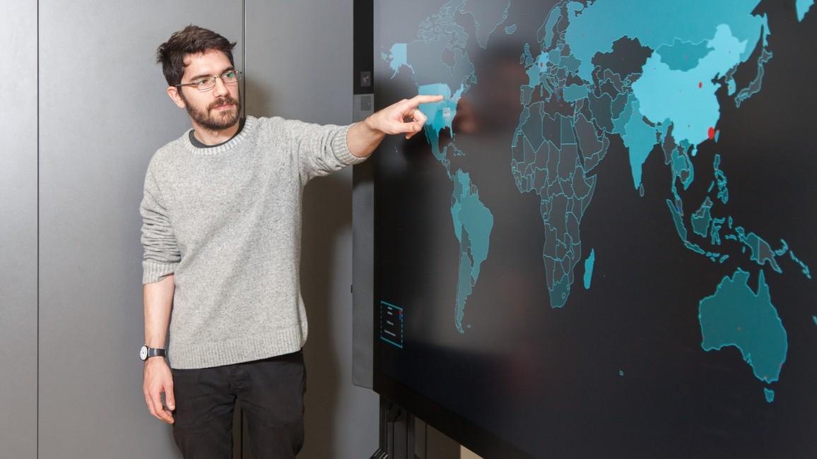 Profilbereich CYSEC -Fachgebiet Telekooperation / Informatik / Prof. Mühlhäuser