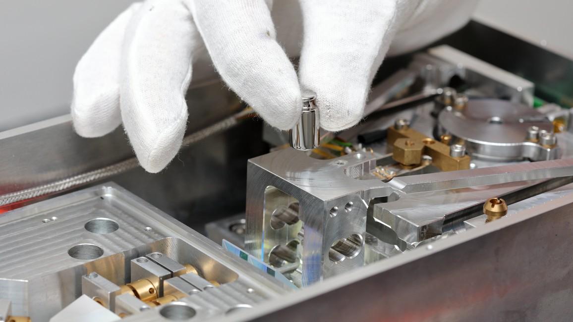 Planck-Waage