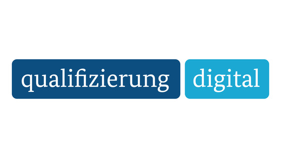 Logo qualifizierung digital