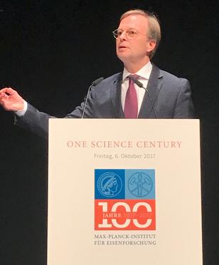 100 Jahre Max-Planck-Institut für Eisenforschung