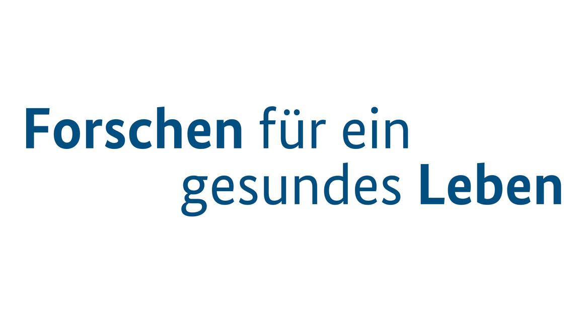 Forschen für ein gesundes Leben - Logo