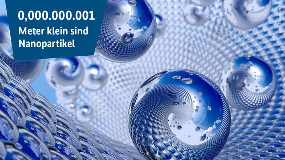 Zahl der Woche – Nanopartikel