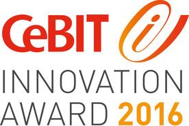 CeBIT Innovation Award 2016