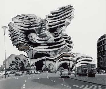 Engelbert Kremser, Europa-Center, Fotomontage, 1969
