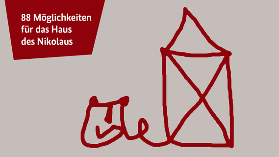 Skizze – Haus #3;des Nikolaus
