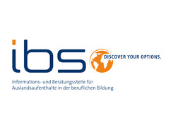 Logo der Informations- und Beratungsstelle für Auslandsaufenthalte in der beruflichen Bildung