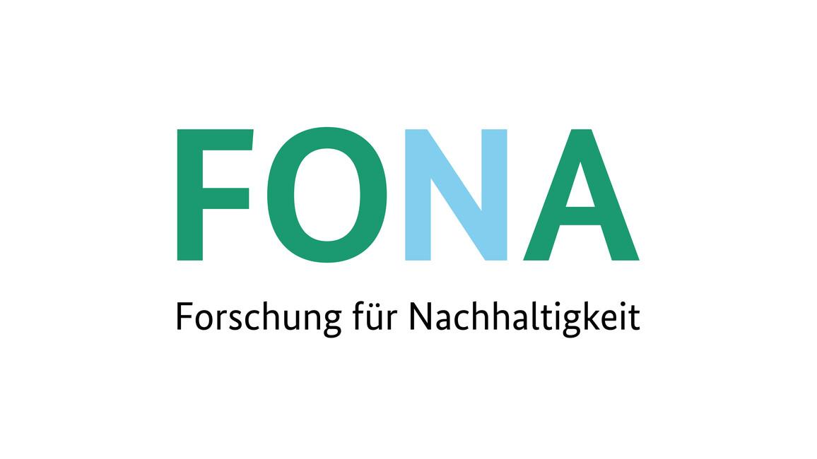 Logo zur Kampagne Forschung für Nachhaltigkeit