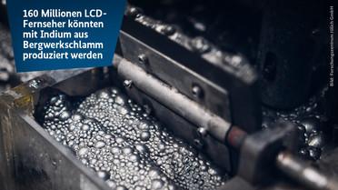 Bergwerkschlamm aus dem Harz macht Hightech möglich