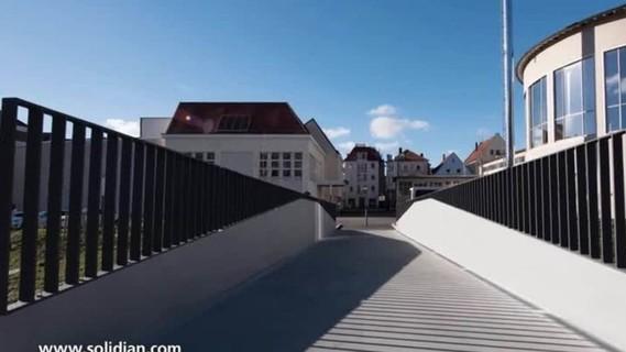 Brücken aus Carbonbeton können nicht rosten.