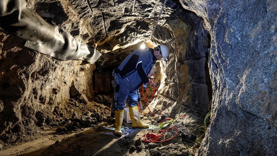 In Zinnwald im Erzgebirge soll wieder Lithium abgebaut werden.
